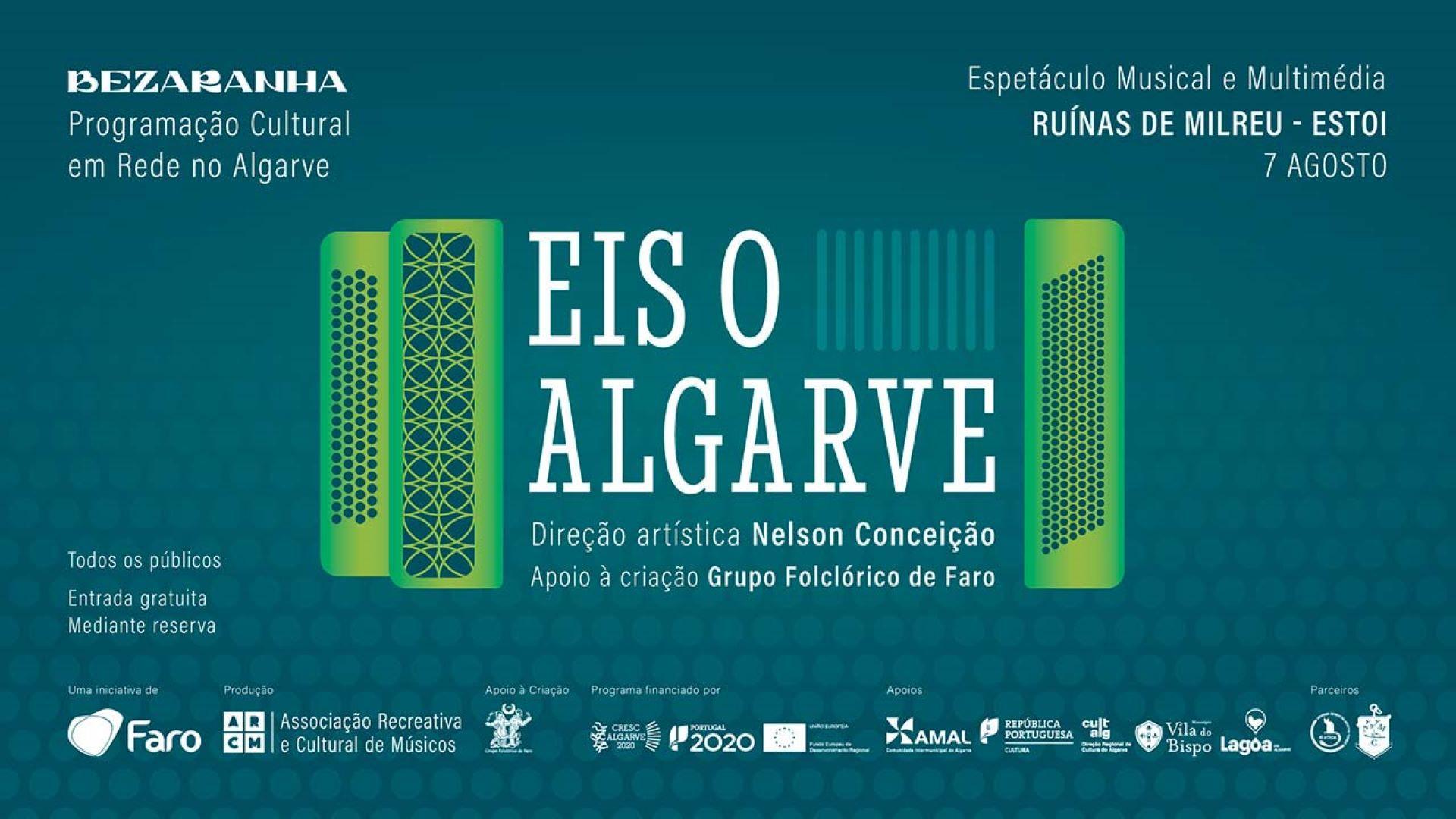 Eis o Algarve - Lagoa